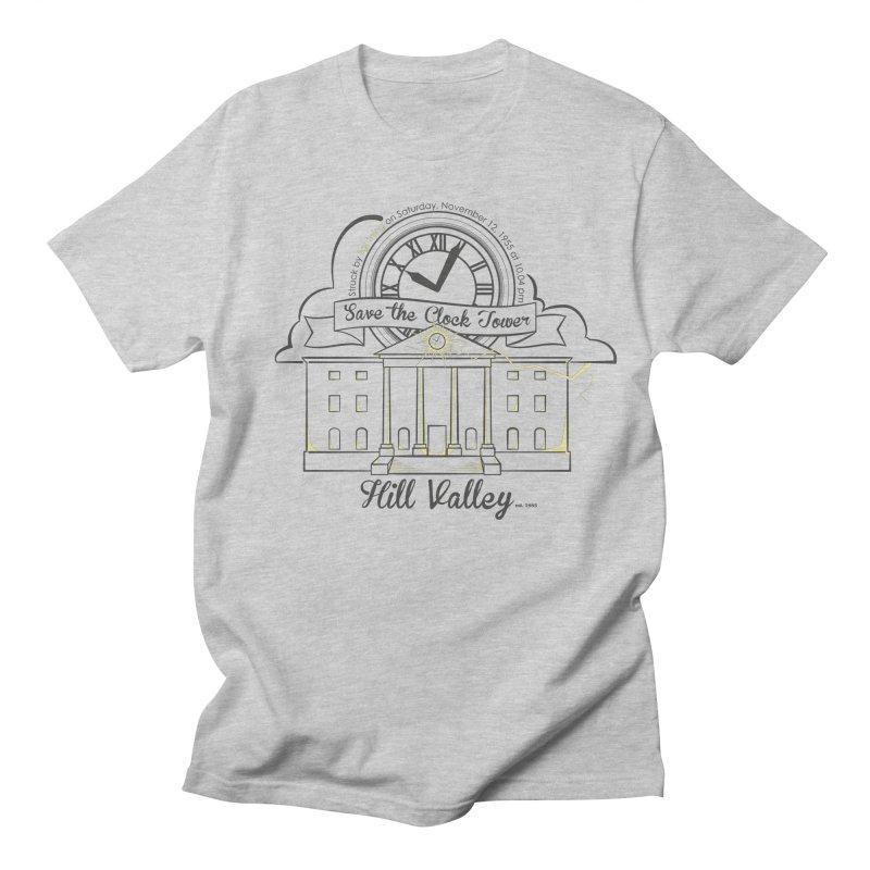 Save the clock tower v2 Women's Unisex T-Shirt by nrdshirt's Shop