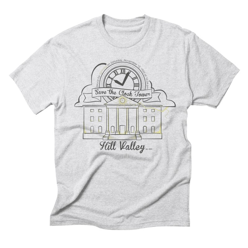 Save the clock tower v2 Men's Triblend T-Shirt by nrdshirt's Shop