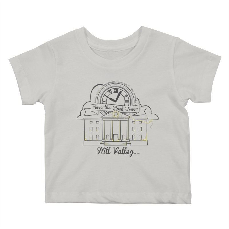 Save the clock tower v2 Kids Baby T-Shirt by nrdshirt's Shop