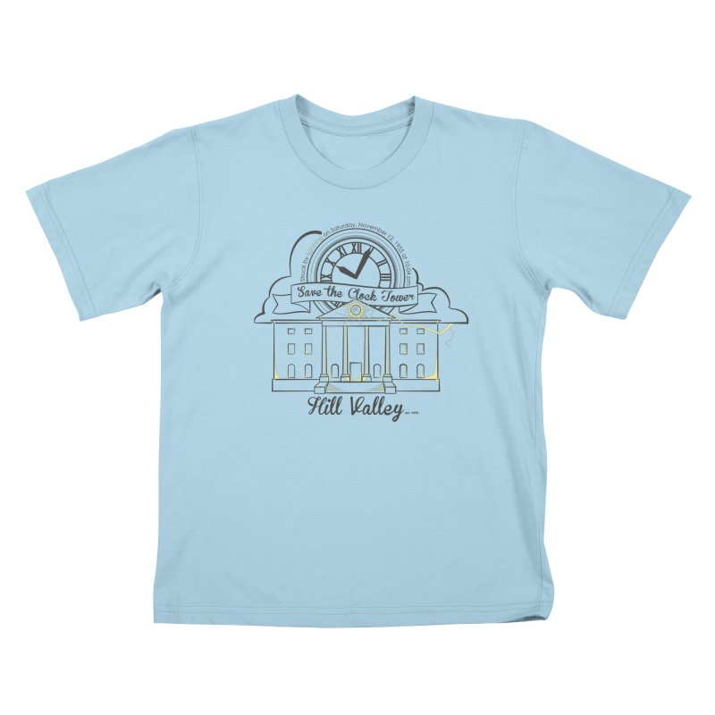 Save the clock tower v2 Kids T-Shirt by nrdshirt's Shop