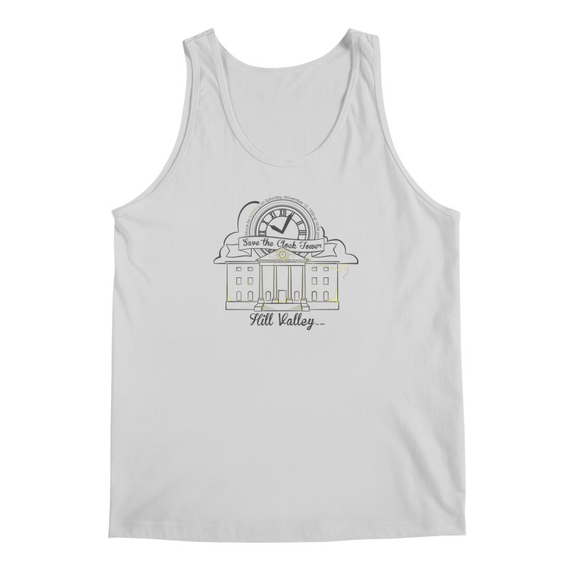 Save the clock tower v2 Men's Tank by nrdshirt's Shop