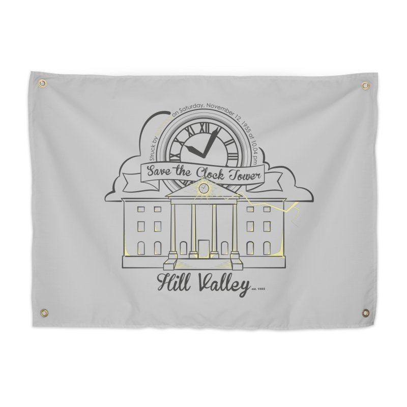 Save the clock tower v2 Home Tapestry by nrdshirt's Shop