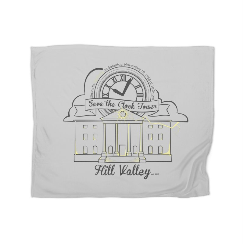 Save the clock tower v2 Home Blanket by nrdshirt's Shop
