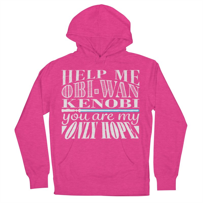 Help Me! Men's French Terry Pullover Hoody by nrdshirt's Shop