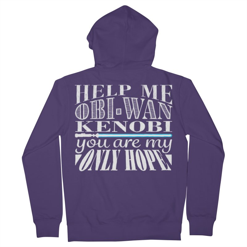 Help Me! Women's Zip-Up Hoody by nrdshirt's Shop