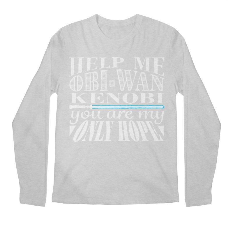 Help Me! Men's Regular Longsleeve T-Shirt by nrdshirt's Shop