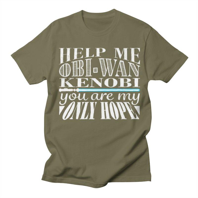 Help Me! Women's Regular Unisex T-Shirt by nrdshirt's Shop