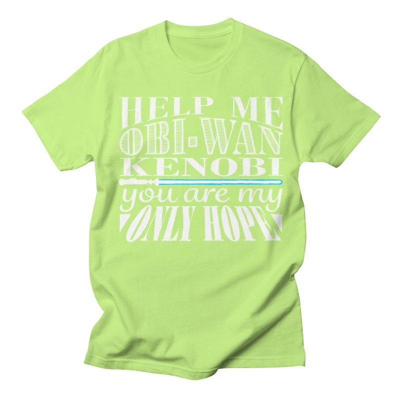 Help Me! Men's Regular T-Shirt by nrdshirt's Shop