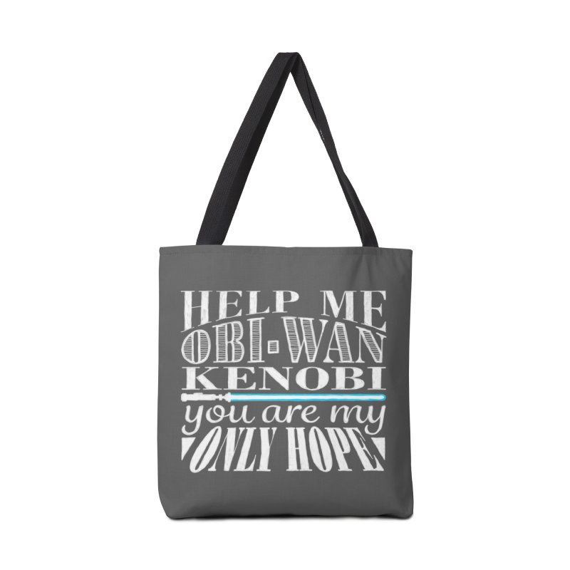 Help Me! Accessories Bag by nrdshirt's Shop