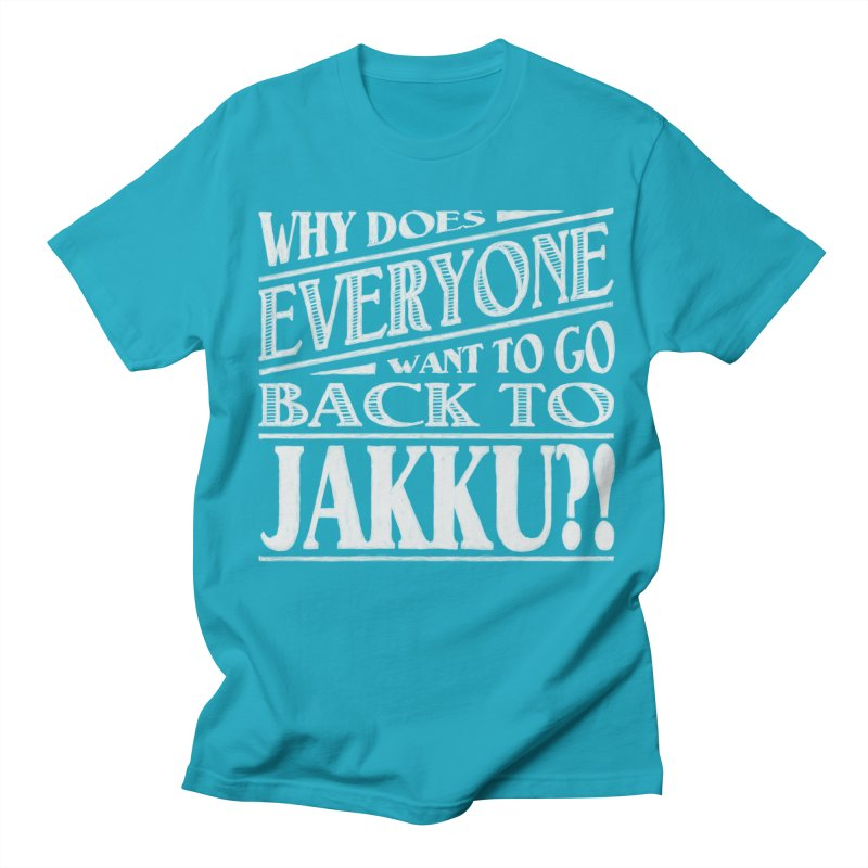 Back To Jakku Women's Regular Unisex T-Shirt by nrdshirt's Shop