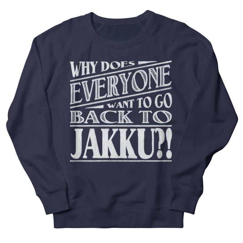 Back To Jakku Women's Sweatshirt by nrdshirt's Shop
