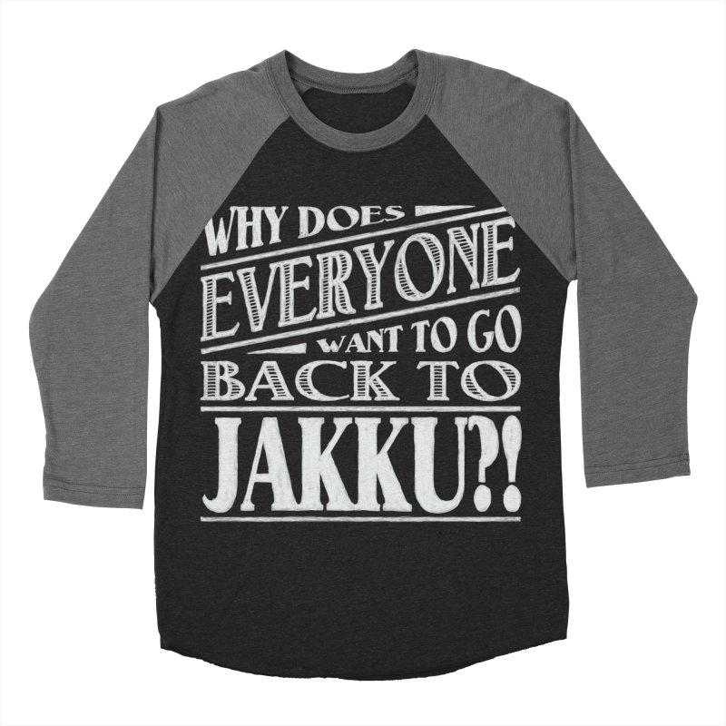 Back To Jakku Women's Baseball Triblend T-Shirt by nrdshirt's Shop