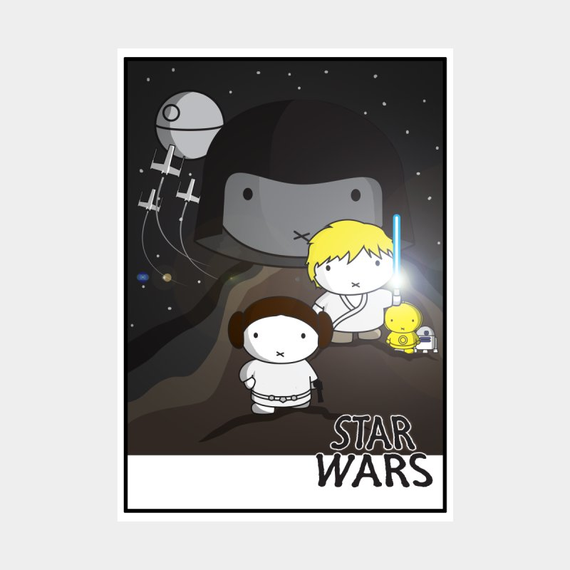 Mini Wars Ep IV by nrdshirt's Shop