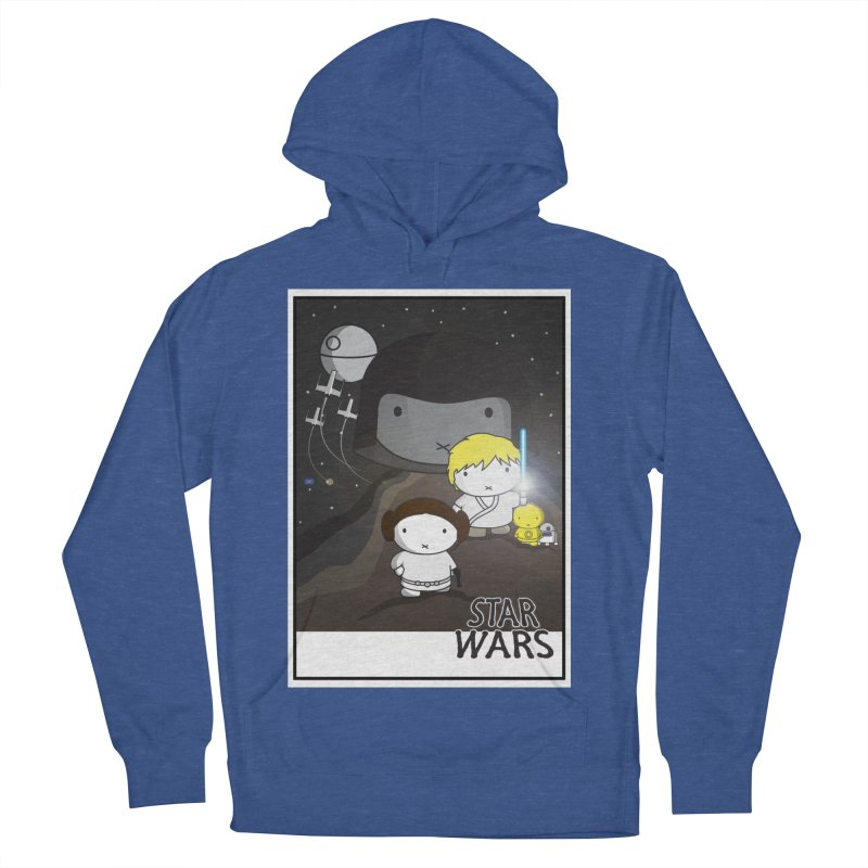 Mini Wars Ep IV Women's Pullover Hoody by nrdshirt's Shop