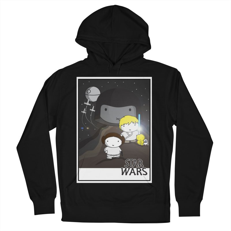 Mini Wars Ep IV Women's French Terry Pullover Hoody by nrdshirt's Shop