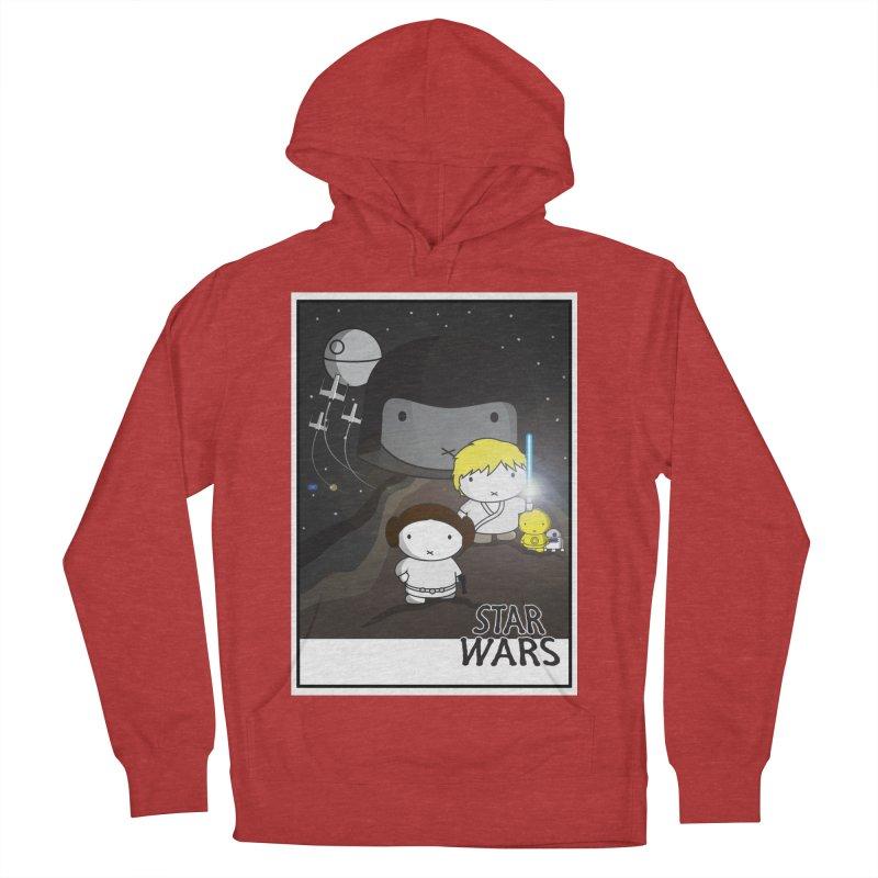 Mini Wars Ep IV Men's Pullover Hoody by nrdshirt's Shop