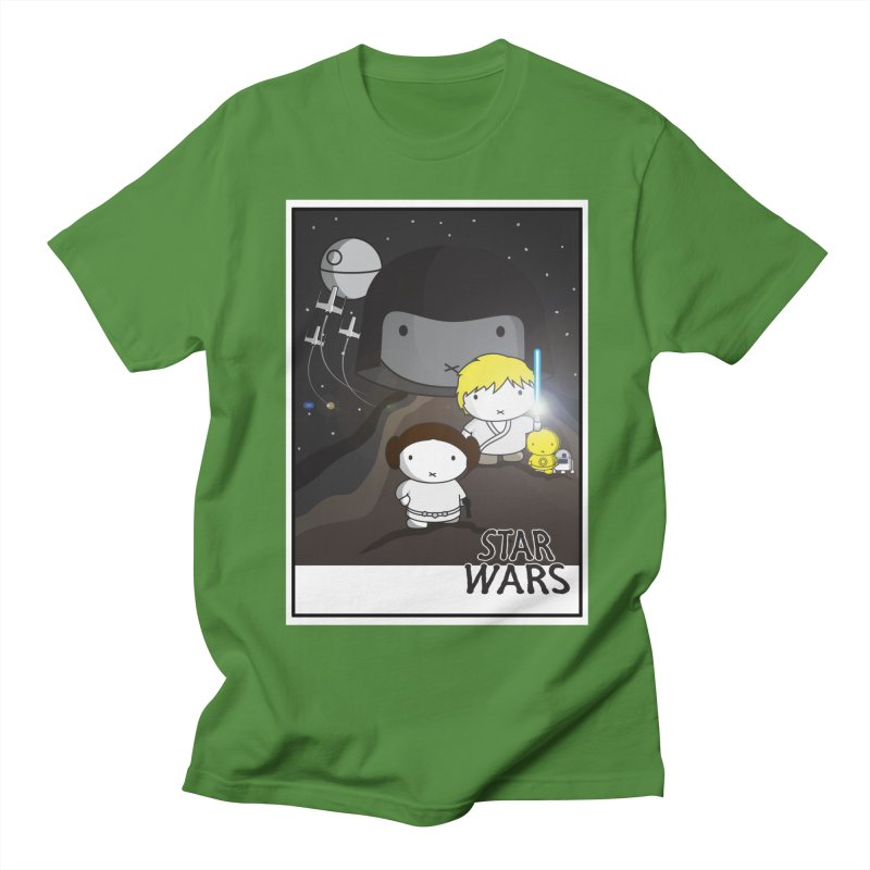 Mini Wars Ep IV Men's Regular T-Shirt by nrdshirt's Shop
