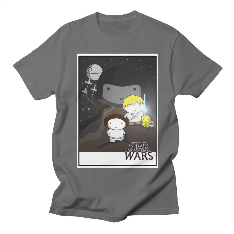 Mini Wars Ep IV Women's Unisex T-Shirt by nrdshirt's Shop