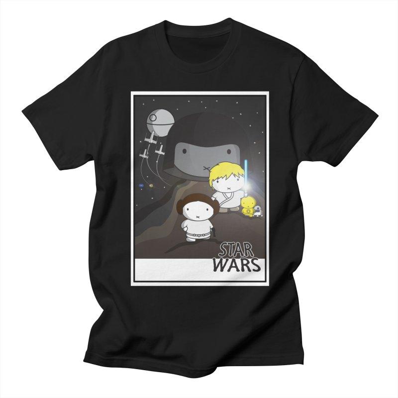 Mini Wars Ep IV Women's Unisex T-Shirt by nrdshirt's Shop