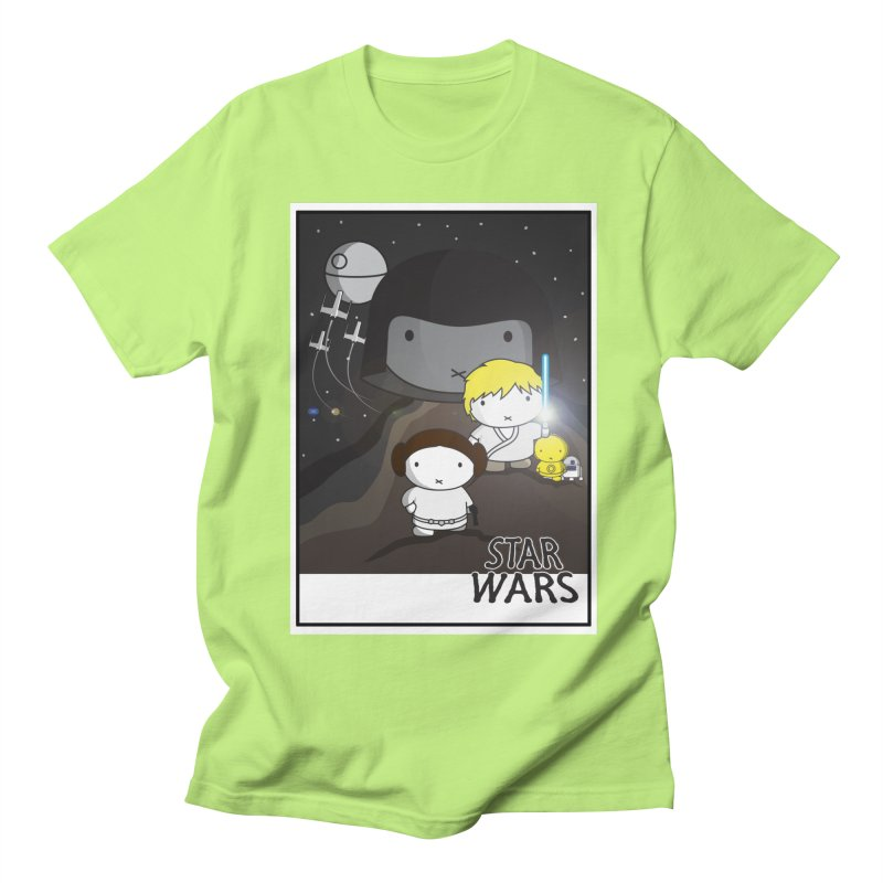 Mini Wars Ep IV Women's Regular Unisex T-Shirt by nrdshirt's Shop