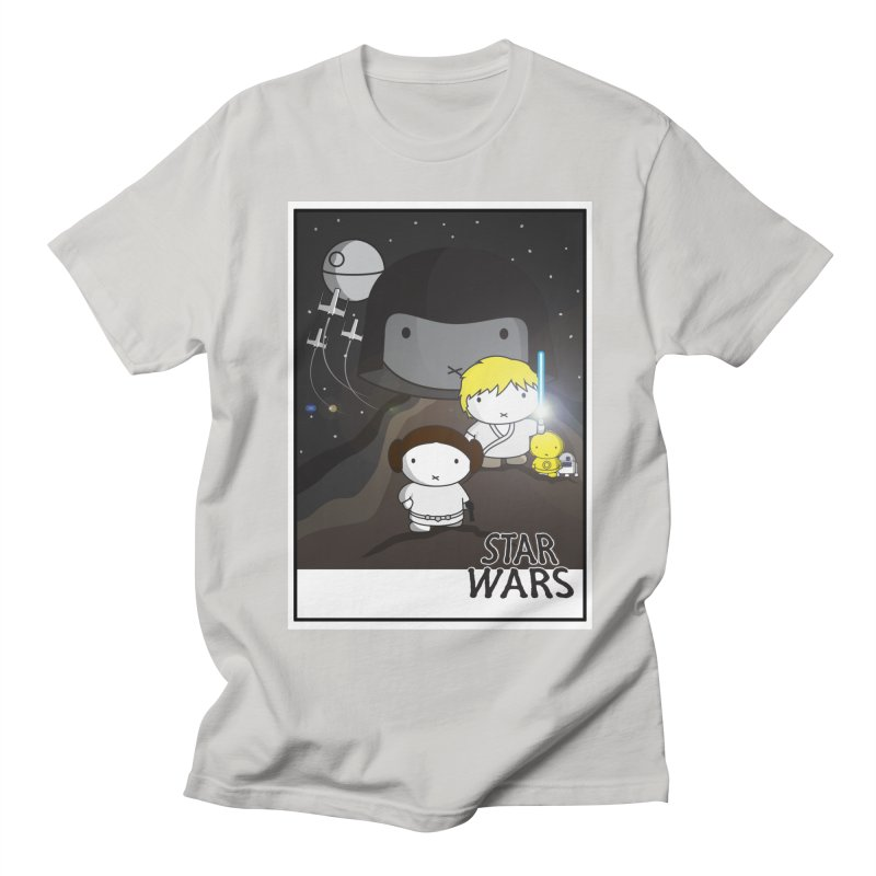 Mini Wars Ep IV Men's T-Shirt by nrdshirt's Shop