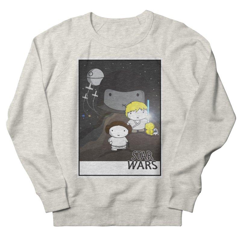Mini Wars Ep IV Women's French Terry Sweatshirt by nrdshirt's Shop