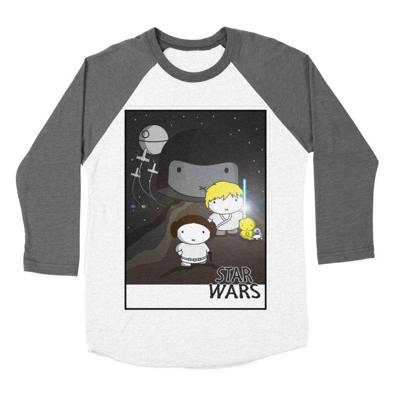 Mini Wars Ep IV Women's Baseball Triblend T-Shirt by nrdshirt's Shop
