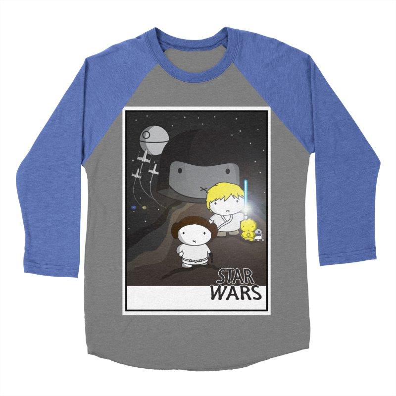 Mini Wars Ep IV Women's Baseball Triblend Longsleeve T-Shirt by nrdshirt's Shop