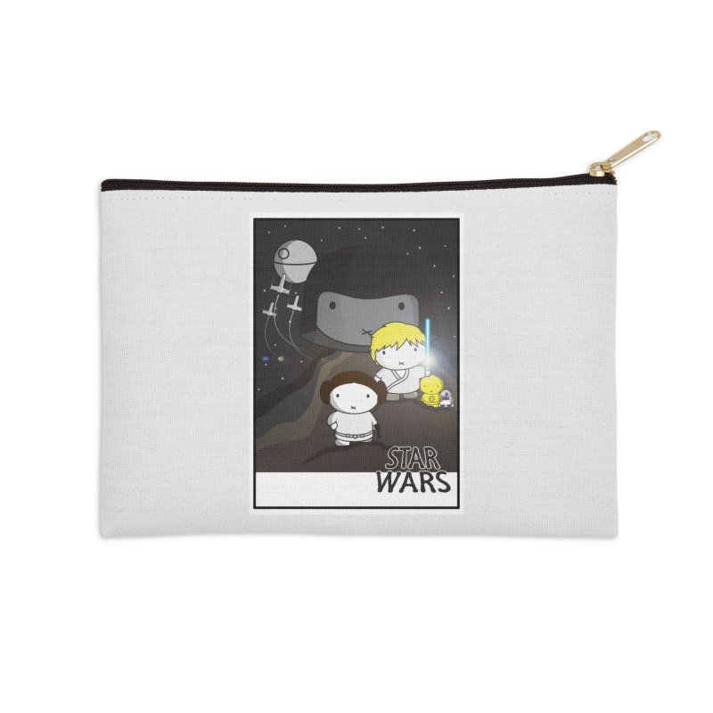 Mini Wars Ep IV Accessories Zip Pouch by nrdshirt's Shop