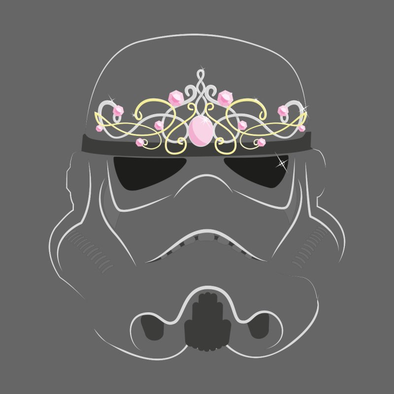 Sparkly ANH Trooper None  by nrdshirt's Shop