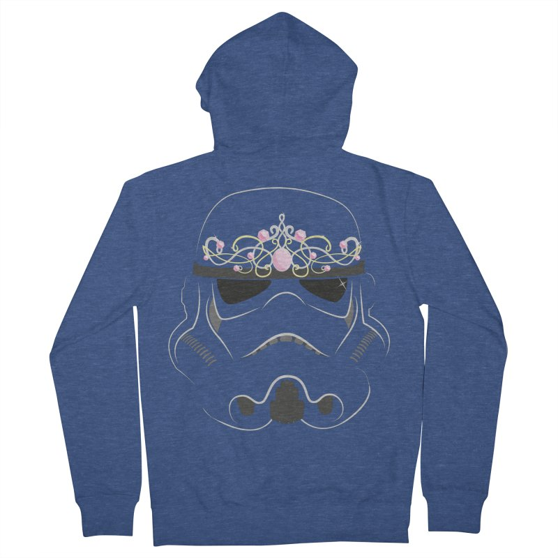 Sparkly ANH Trooper Women's French Terry Zip-Up Hoody by nrdshirt's Shop