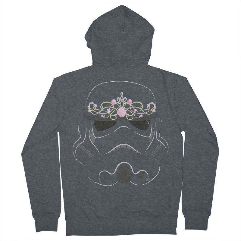 Sparkly ANH Trooper Men's French Terry Zip-Up Hoody by nrdshirt's Shop