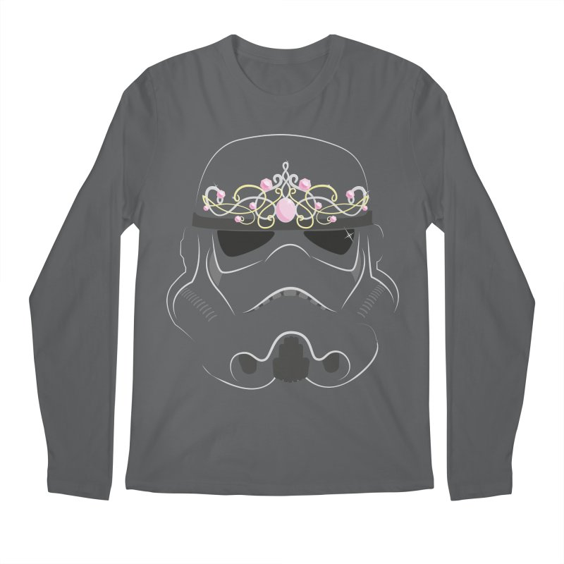 Sparkly ANH Trooper Men's Longsleeve T-Shirt by nrdshirt's Shop
