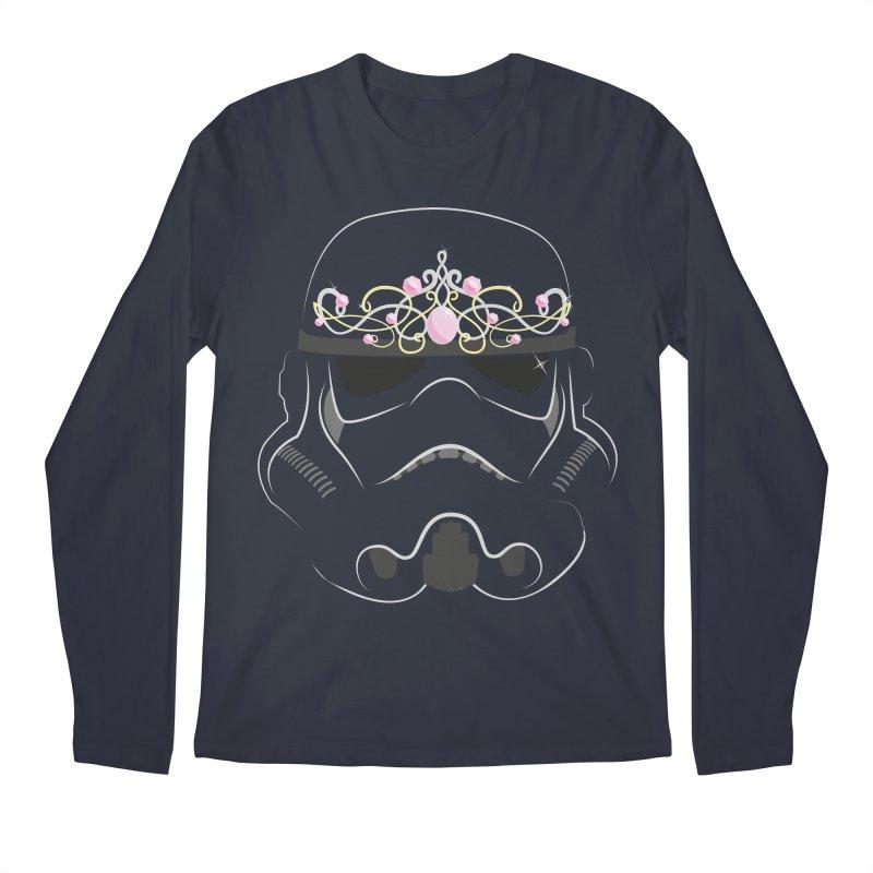 Sparkly ANH Trooper Men's Regular Longsleeve T-Shirt by nrdshirt's Shop