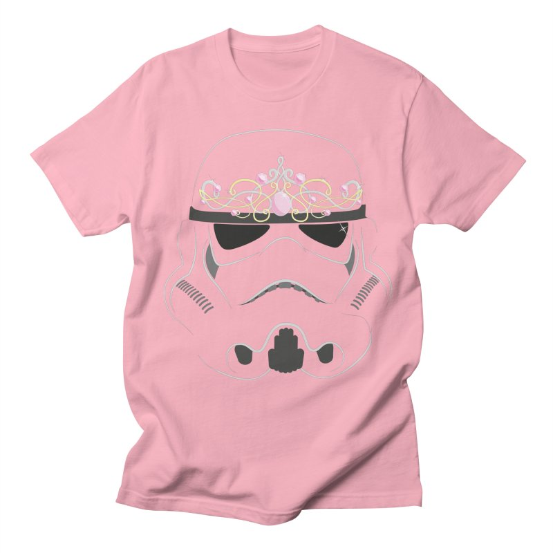 Sparkly ANH Trooper Men's T-Shirt by nrdshirt's Shop