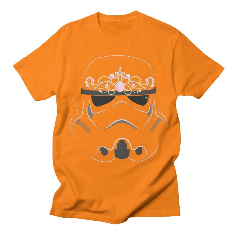 Sparkly ANH Trooper Men's Regular T-Shirt by nrdshirt's Shop