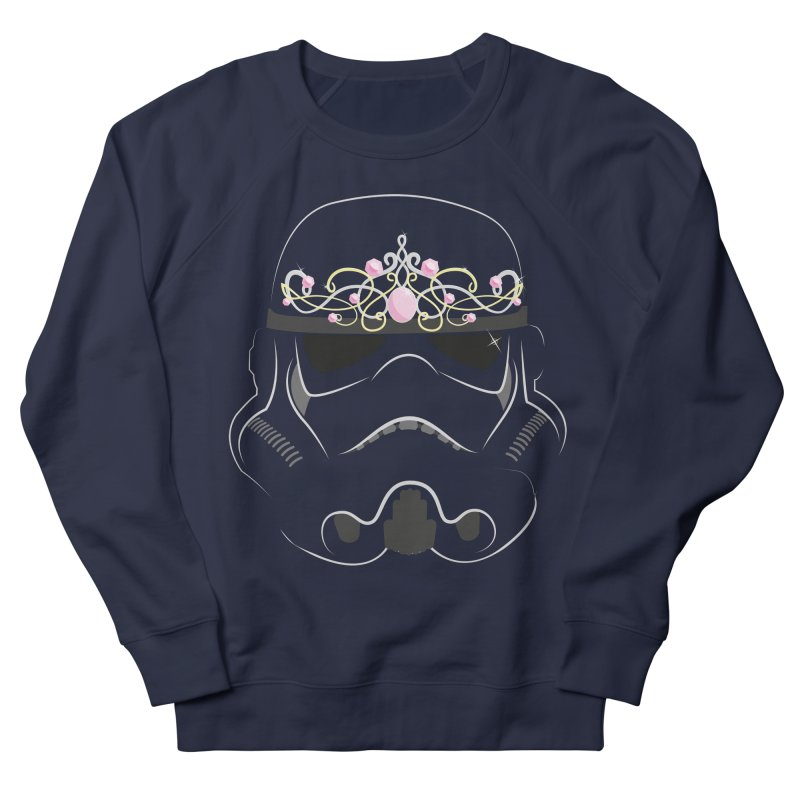 Sparkly ANH Trooper Women's French Terry Sweatshirt by nrdshirt's Shop