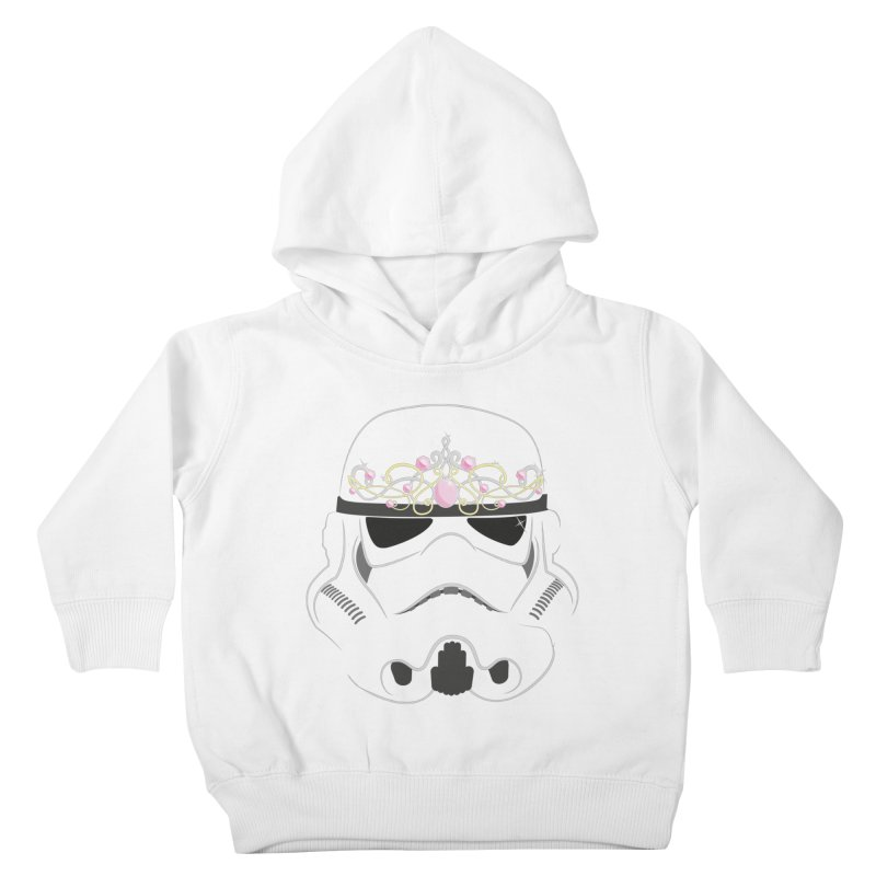Sparkly ANH Trooper Kids Toddler Pullover Hoody by nrdshirt's Shop
