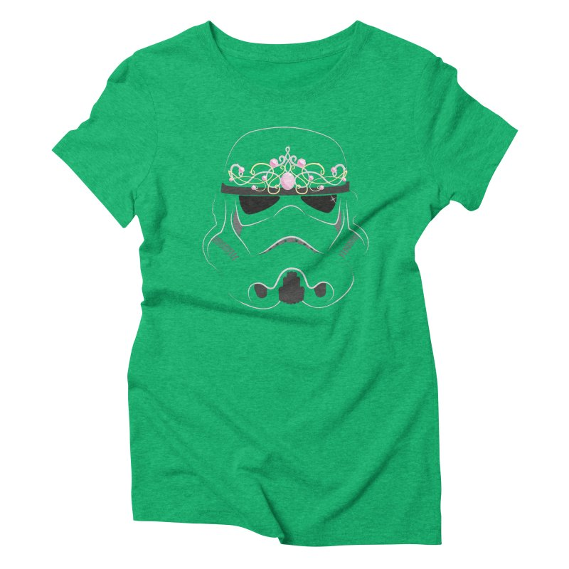 Sparkly ANH Trooper Women's Triblend T-Shirt by nrdshirt's Shop