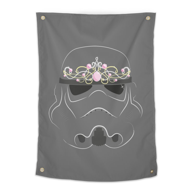 Sparkly ANH Trooper Home Tapestry by nrdshirt's Shop