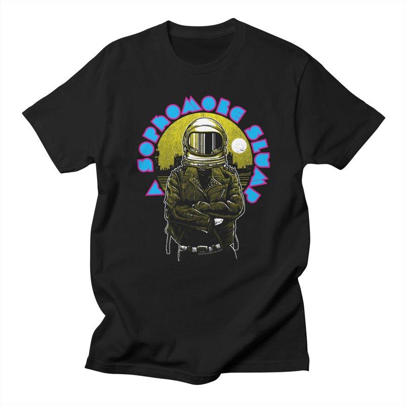 A Sophomore Slump Men's T-Shirt by N. Shane Martin