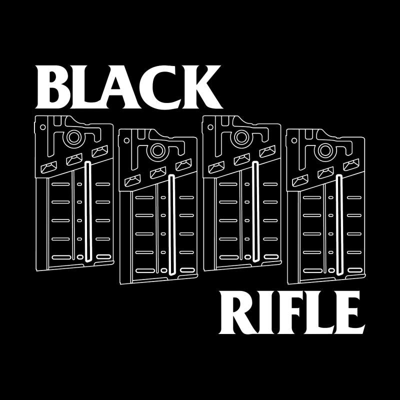 Black Rifle by nshanemartin's Artist Shop
