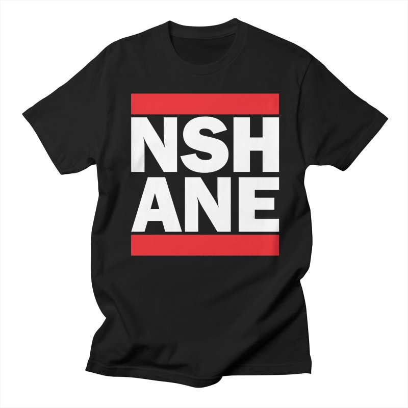 RUN - NSHANE - DMC Women's Unisex T-Shirt by nshanemartin's Artist Shop