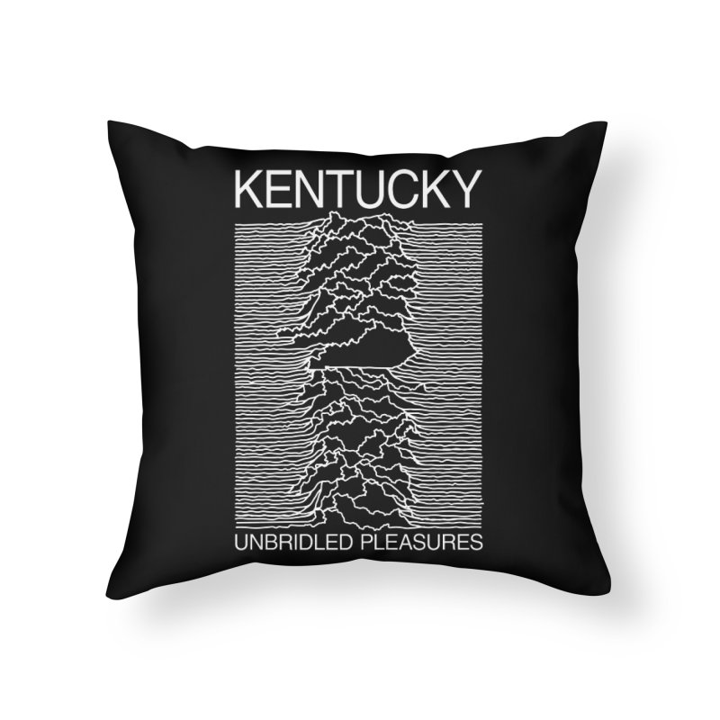 Unbridled Pleasures Home Throw Pillow by nshanemartin's Artist Shop