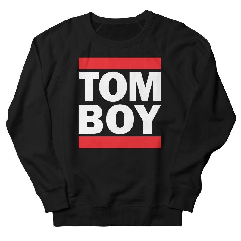 TOM-BOY Men's Sweatshirt by nshanemartin's Artist Shop