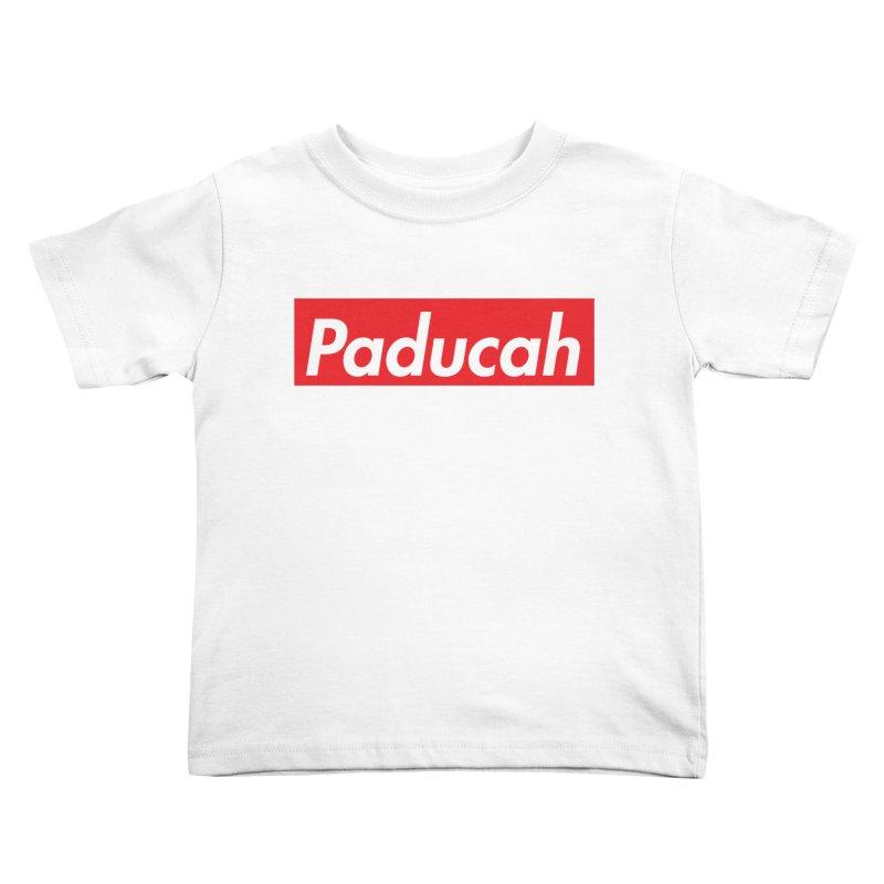 Supremely Paducah Kids Toddler T-Shirt by nshanemartin's Artist Shop
