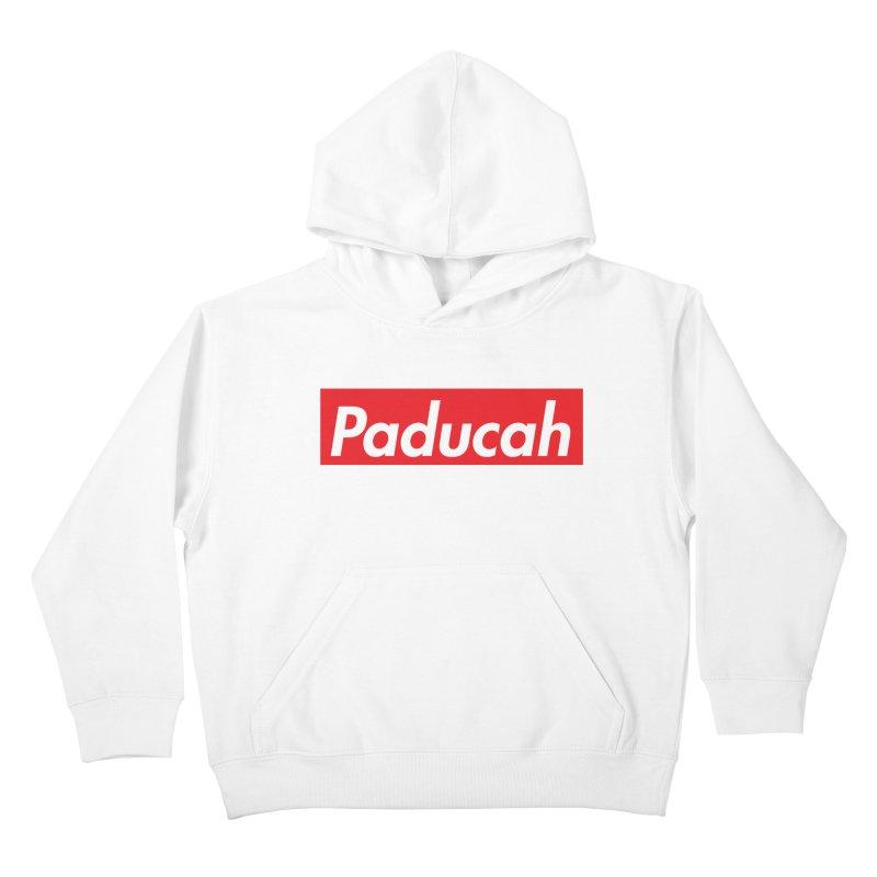 Supremely Paducah Kids Pullover Hoody by nshanemartin's Artist Shop