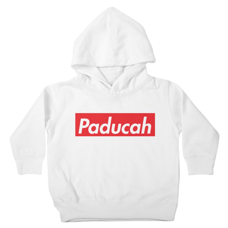 Supremely Paducah Kids Toddler Pullover Hoody by nshanemartin's Artist Shop