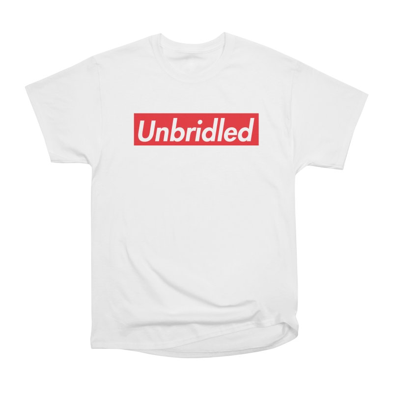 Supremely Unbridled Men's Heavyweight T-Shirt by nshanemartin's Artist Shop