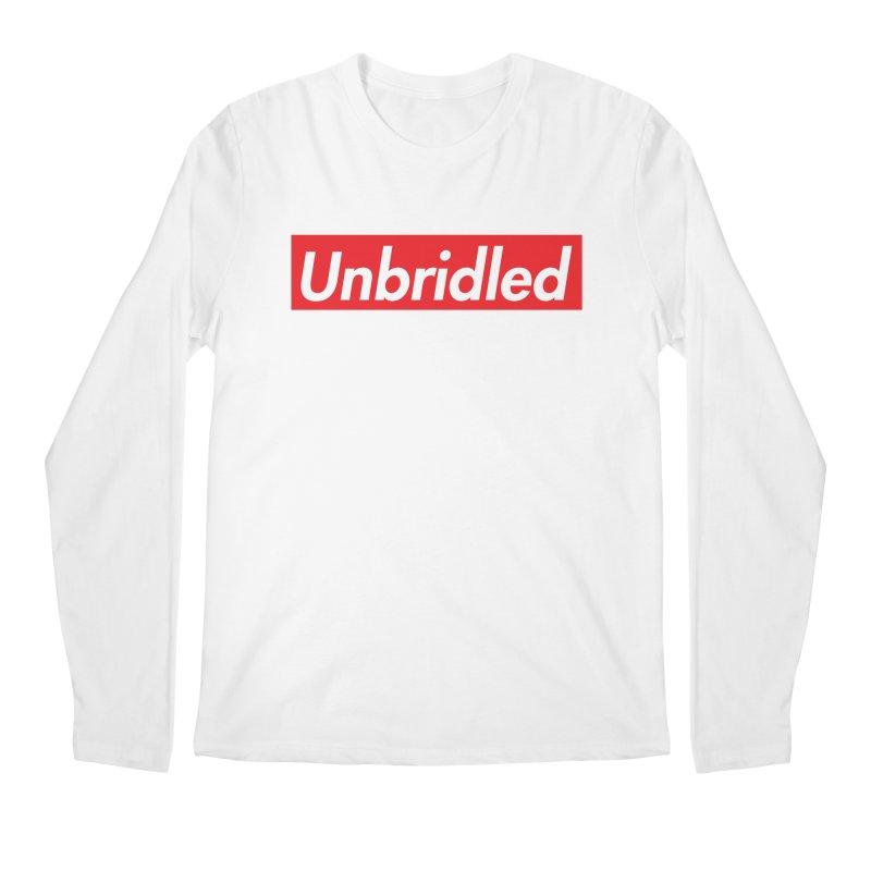 Supremely Unbridled Men's Longsleeve T-Shirt by nshanemartin's Artist Shop
